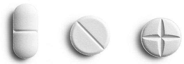 Таблетки антибиотика которые можно делить пополам